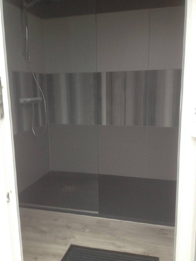 douche salle de bain mobile